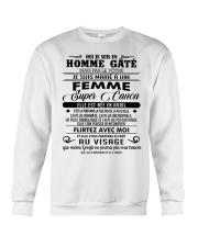 cadeau pour votre mari s04 Crewneck Sweatshirt thumbnail