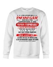 Cadeau pour fille - C09 septembre Crewneck Sweatshirt thumbnail