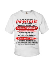 Cadeau pour fille - C09 septembre Youth T-Shirt thumbnail