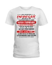 Cadeau pour fille - C09 septembre Ladies T-Shirt thumbnail