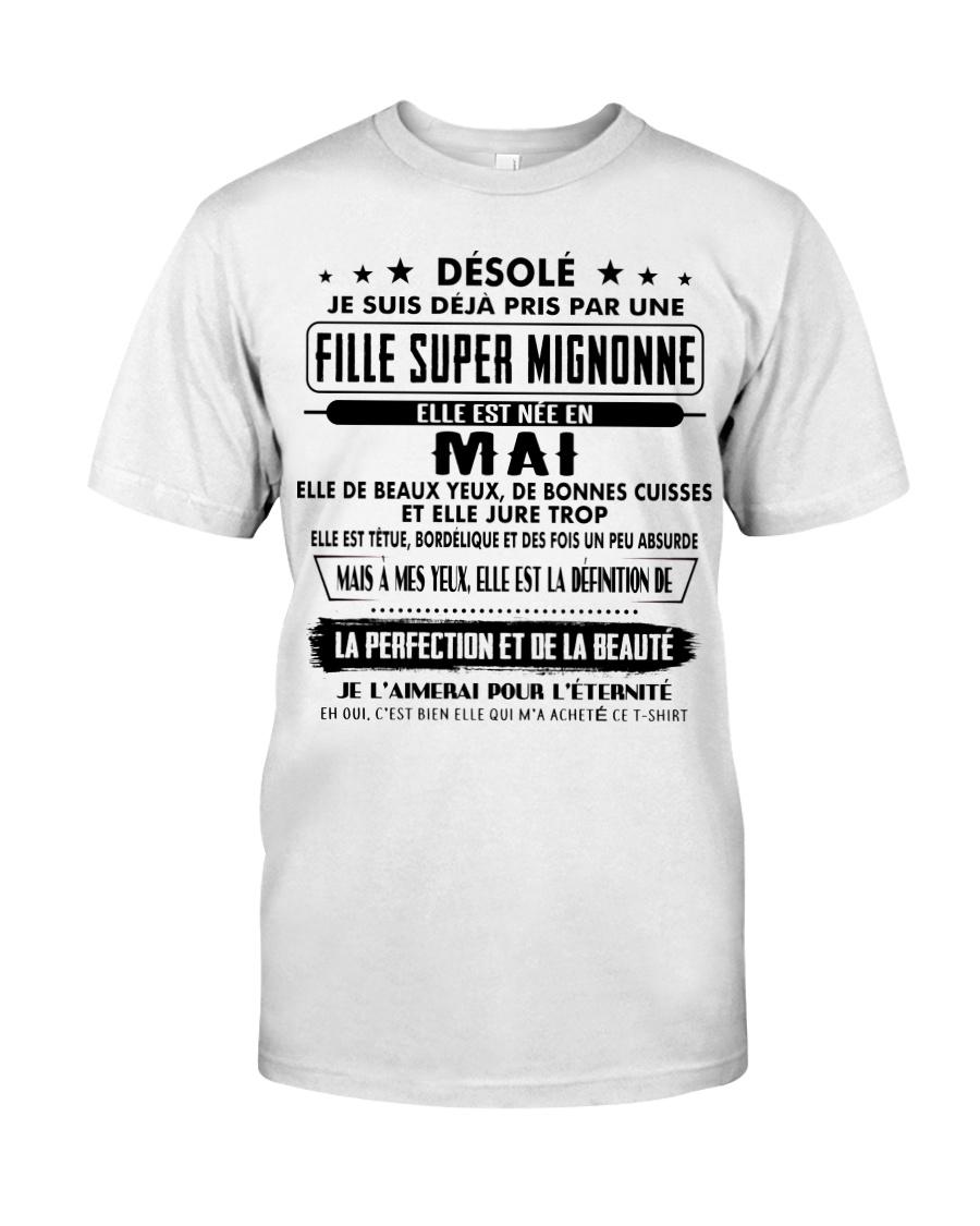 Cadeau parfait pour les proches AH005 Classic T-Shirt
