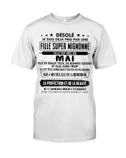 Cadeau parfait pour les proches AH005 Classic T-Shirt front