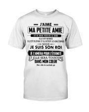 Cadeau pour petit ami - TINH00 Classic T-Shirt front