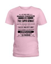 Cadeaux parfaits pour la mere - 00 Ladies T-Shirt front
