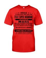 Cadeau parfait pour les proches AH03 Classic T-Shirt tile