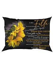 Gift for Daugher - XIU FRA Rectangular Pillowcase tile