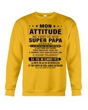 Cadeau parfait pour votre fille AH07 Crewneck Sweatshirt thumbnail
