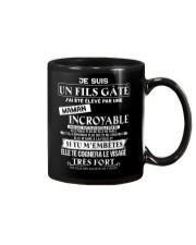 Cadeau pour votre fils S-0 Mug thumbnail