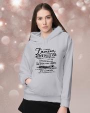 Cadeau spécial pour petite amie - 00 Hooded Sweatshirt lifestyle-holiday-hoodie-front-1