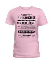 Cadeaux parfaits pour fille - TINH02 Ladies T-Shirt front