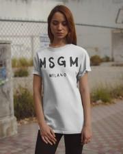 MSGM Classic T-Shirt apparel-classic-tshirt-lifestyle-18