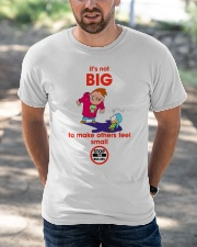 STOP bullies Classic T-Shirt apparel-classic-tshirt-lifestyle-front-50