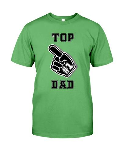 Froam finger Top Dad