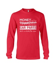 More Car Parts More Fun Long Sleeve Tee thumbnail