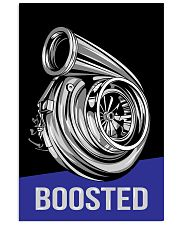 Turbocharger - Boosted 11x17 Poster thumbnail