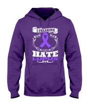 I freaking hate Lupus T-shirt Hooded Sweatshirt thumbnail
