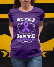 I freaking hate Lupus T-shirt Ladies T-Shirt apparel-ladies-t-shirt-lifestyle-04