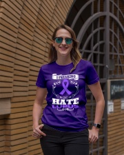 I freaking hate Lupus T-shirt Ladies T-Shirt lifestyle-women-crewneck-front-2