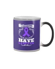 I freaking hate Lupus T-shirt Color Changing Mug thumbnail