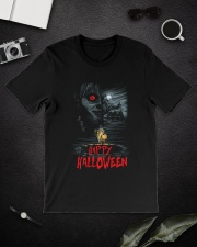 Happy Halloween Annabelle Classic T-Shirt lifestyle-mens-crewneck-front-16