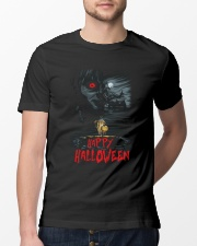 Happy Halloween Annabelle Premium Fit Mens Tee lifestyle-mens-crewneck-front-13