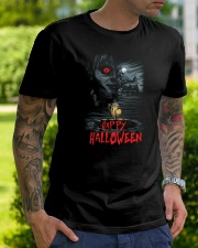 Happy Halloween Annabelle Premium Fit Mens Tee lifestyle-mens-crewneck-front-7