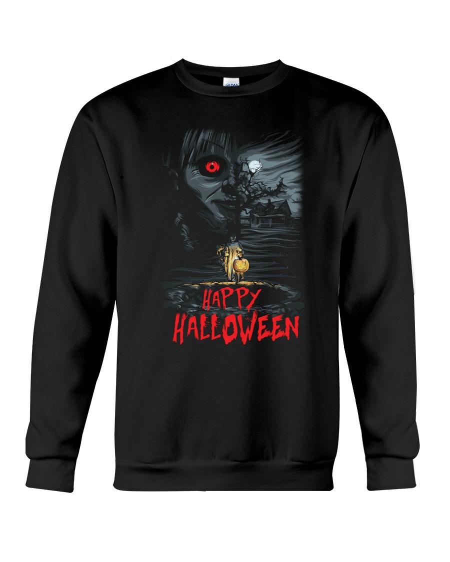 Happy Halloween Annabelle Crewneck Sweatshirt
