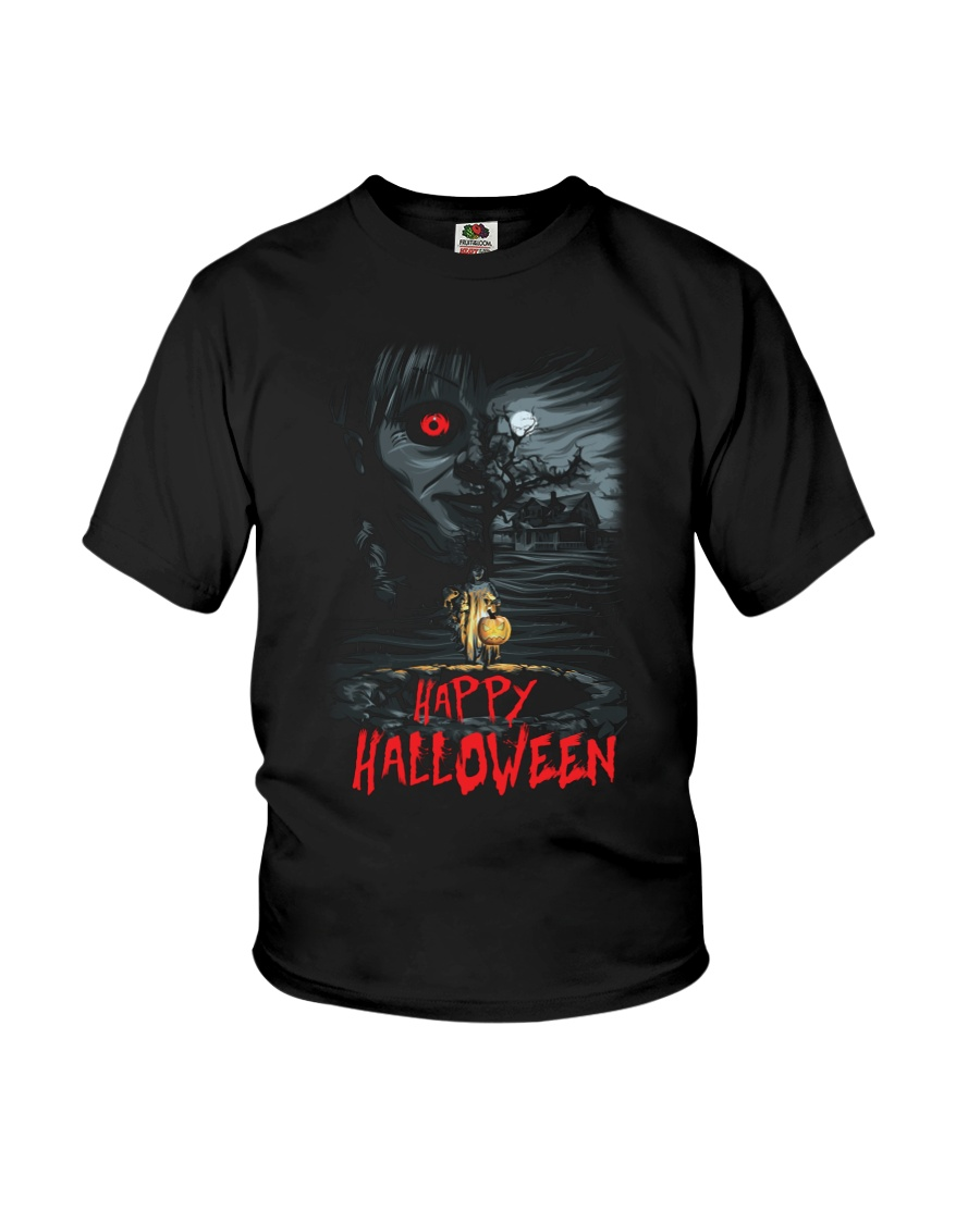 Happy Halloween Annabelle Youth T-Shirt