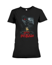 Happy Halloween Annabelle Premium Fit Ladies Tee thumbnail
