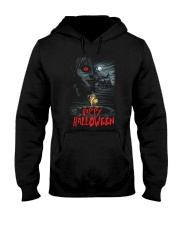Happy Halloween Annabelle Hooded Sweatshirt thumbnail