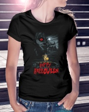 Happy Halloween Annabelle Ladies T-Shirt lifestyle-women-crewneck-front-7