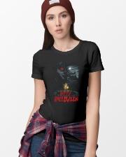 Happy Halloween Annabelle Ladies T-Shirt lifestyle-women-crewneck-front-9