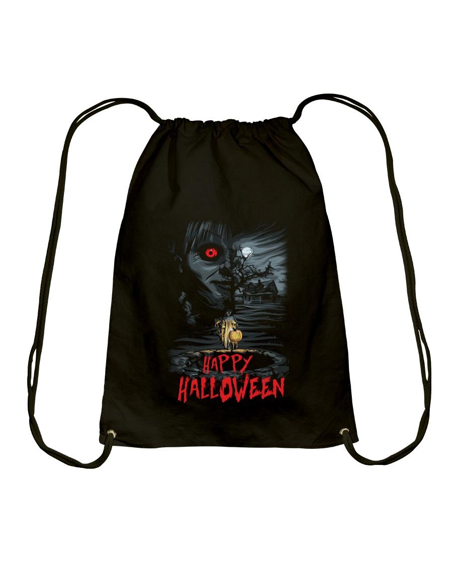Happy Halloween Annabelle Drawstring Bag