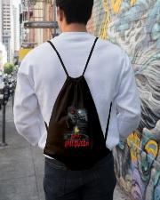 Happy Halloween Annabelle Drawstring Bag lifestyle-drawstringbag-front-1