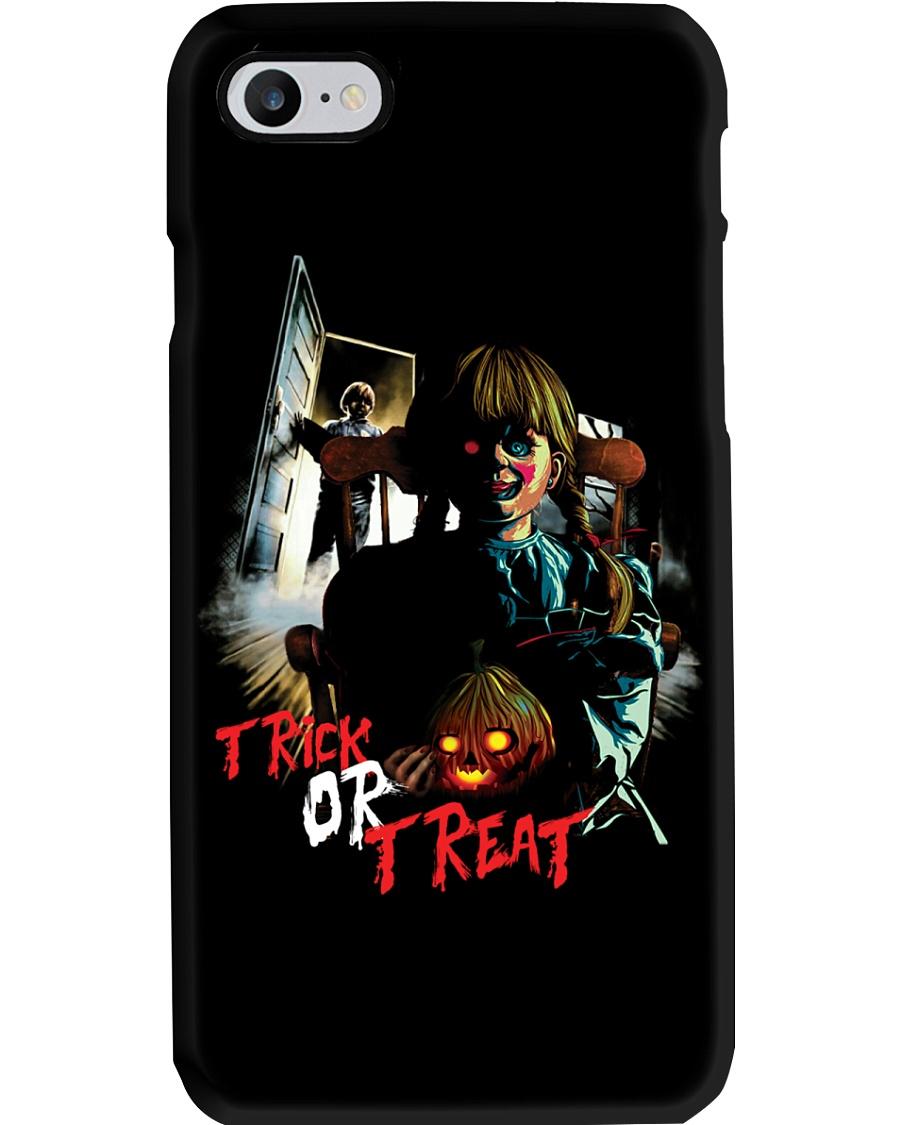 Halloween Annabelle Trick or Treat Phone Case