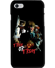Halloween Annabelle Trick or Treat Phone Case tile
