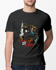 Halloween Annabelle Trick or Treat Classic T-Shirt lifestyle-mens-crewneck-front-13