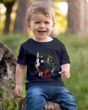 Halloween Annabelle Trick or Treat Youth T-Shirt lifestyle-youth-tshirt-front-4