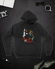 Halloween Annabelle Trick or Treat Hooded Sweatshirt lifestyle-unisex-hoodie-front-9