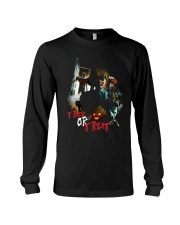 Halloween Annabelle Trick or Treat Long Sleeve Tee tile