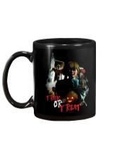 Halloween Annabelle Trick or Treat Mug back