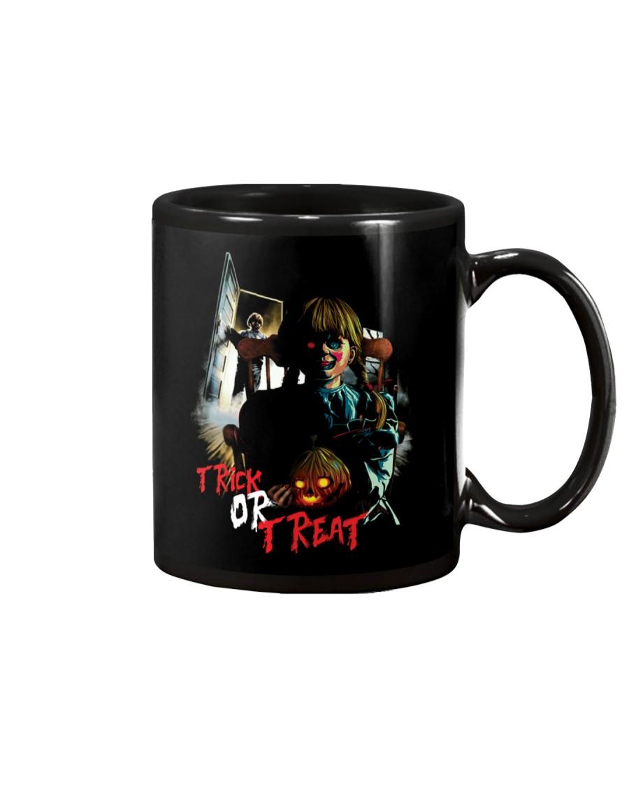 Halloween Annabelle Trick or Treat Mug