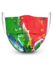 ColorfulFoam 3 Layers Mask 3 Layer Face Mask - Single front
