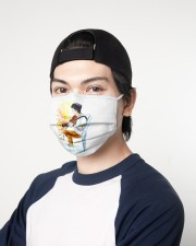 The Guitarist 3 Layers Mask 3 Layer Face Mask - Single aos-face-mask-3-layers-lifestyle-front-07