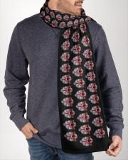 TheOrchidScarf Fleece Scarf aos-fleece-70-x-10-scarf-lifestyle-06