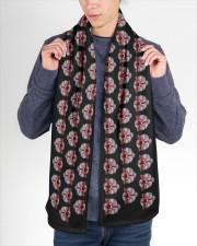 TheOrchidScarf Fleece Scarf aos-fleece-70-x-10-scarf-lifestyle-08