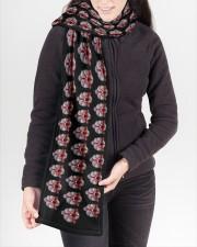TheOrchidScarf Fleece Scarf aos-fleece-70-x-10-scarf-lifestyle-14