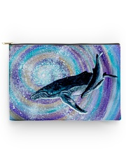 The Whale Swirl Accessory Pouch - Large thumbnail