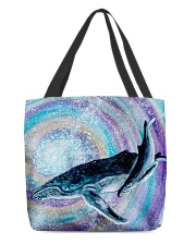 The Whale Swirl All-over Tote thumbnail
