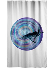 The Whale Swirl Window Curtain - Blackout thumbnail